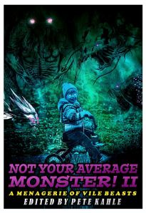 Not Your Average Monster 2 Cover - SMALL