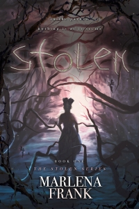 Cover for Stolen, Book 1 of the Stolen series